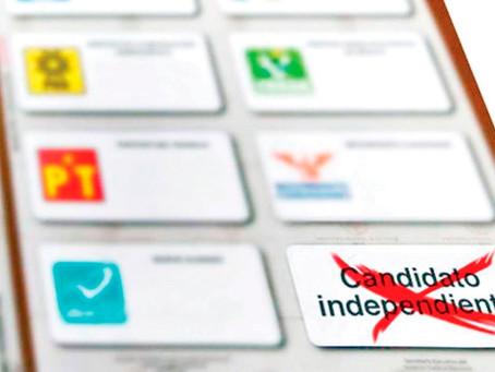 ¿Cómo van los candidatos independientes?