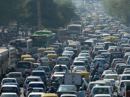 La trampa de la movilidad urbana en la Ciudad de México