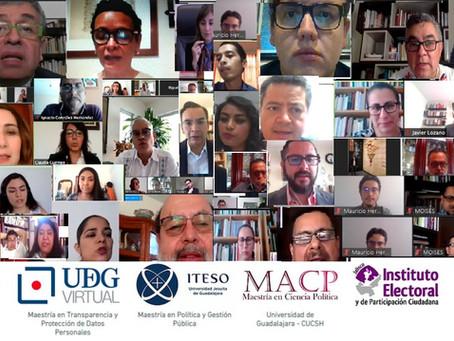 Realizan Seminario de LID en modalidad virtual