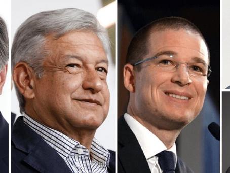 Campañas electorales México 2018, ¿cuál es la agenda para la confrontación política?