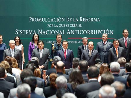 La apuesta contra la corrupción en México. ¿Será la correcta?