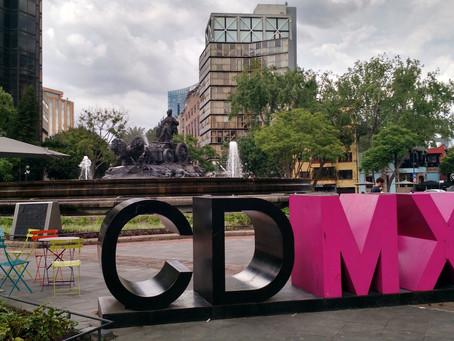 Del DF a la Ciudad de México