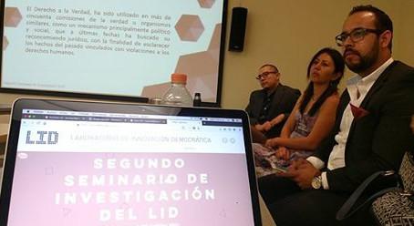 Llegó la hora de discutir, Seminario de Investigación de LID