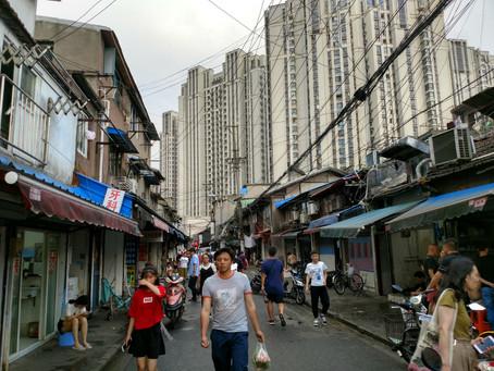 La desigualdad urbana entre Shanghái y la Ciudad de México