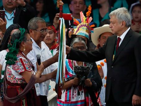 AMLOvers en una nueva relación con el mundo indígena, ¿por qué?