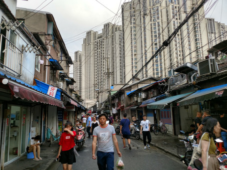 Comparing Intra-Urban Inequalities in Shanghai and Mexico City