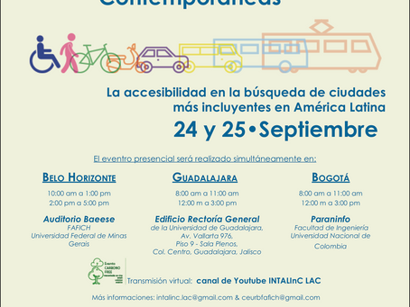 II Seminario internacional Movilidades Contemporáneas