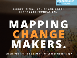 Finnish Changemakers – who are they and what connects them?