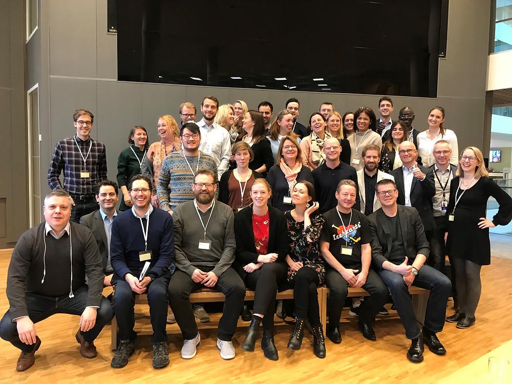 Hello Nordics, systems change accelerator