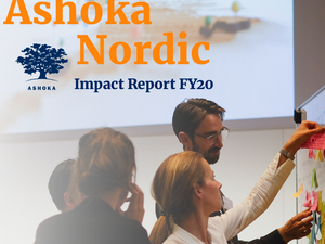 Wrapping up a challenging, yet impactful year – our Impact Report for FY20 is out!