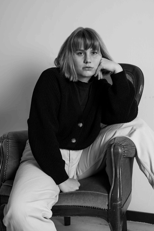 Riina Tanskanen, by Milja Laakso