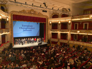 A Europe for Changemakers