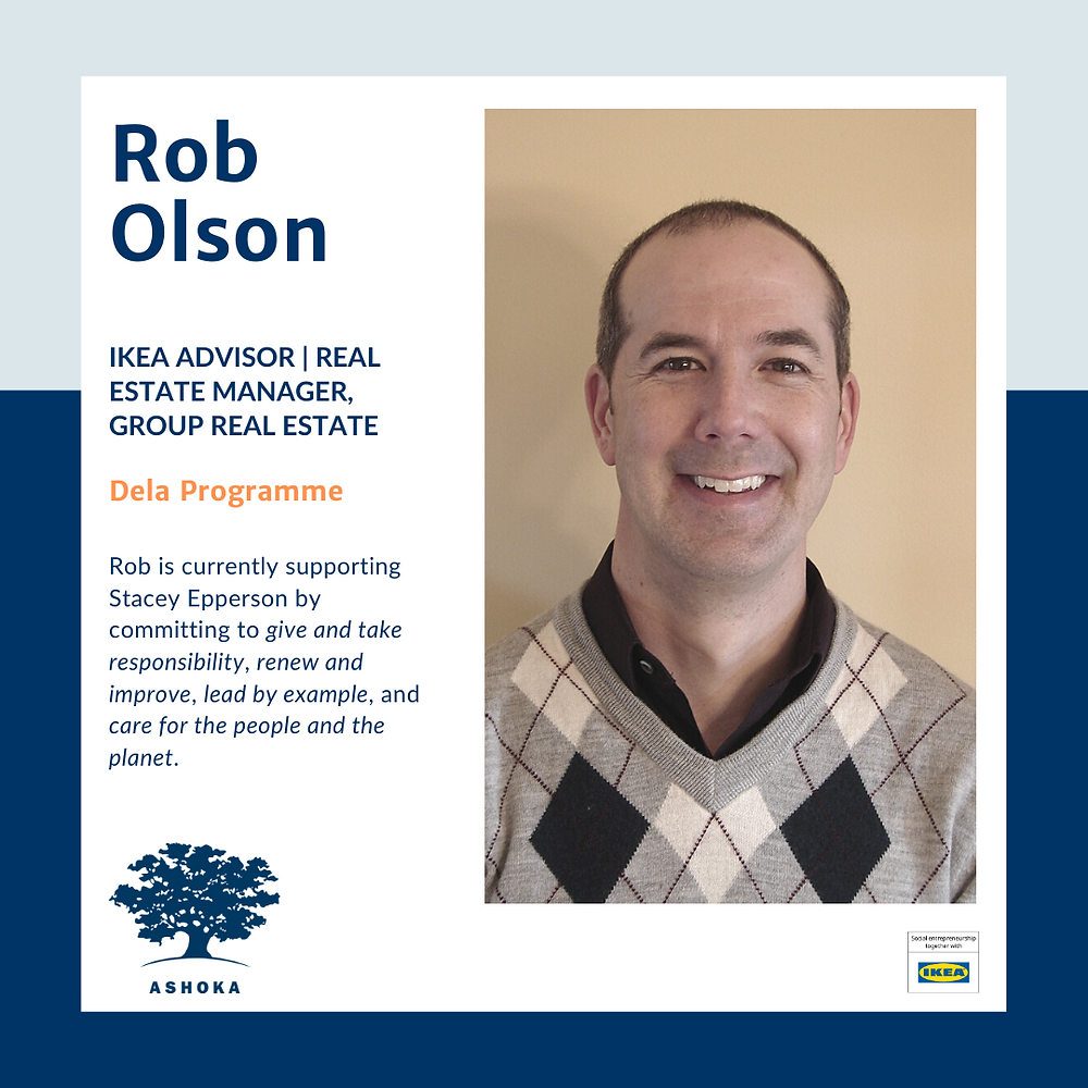 Rob Olson, IKEA advisor