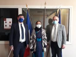Groupe d'amitié France-Sri Lanka - compte rendu