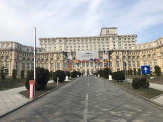 Retour sur mon déplacement à Bucarest
