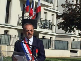 Mon discours lors de la Commémoration de la Victoire du 8 mai 1945