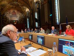 Audition du général Thierry Burkhard, chef d'état-major de l'armée de terre sur la vision stratégiqu
