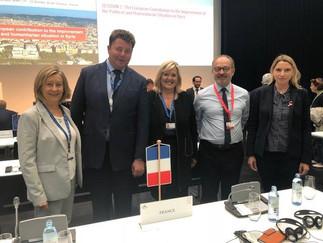 Participation à la Conférence interparlementaire sur la politique étrangère et de sécurité commune à