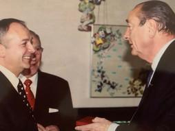 Disparition de Jacques Chirac
