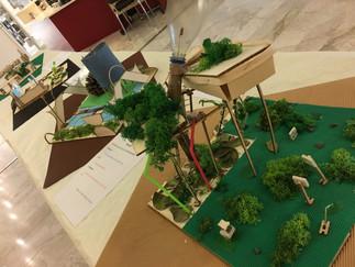 Exposition «ARCHITECTURE» à l'Hotel de Ville