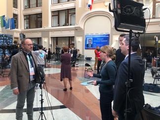 Tribune - Retour sur les élections en Russie en tant qu'observateur du scrutin