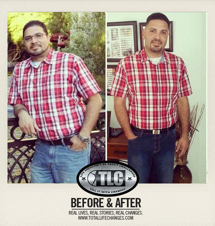 Testimonio tlc perdida de peso