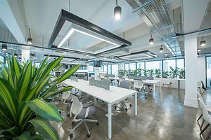 Ooosh Coworking Space Kowloon Shared Space