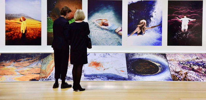 Earth With Ella, Royal Scottish Academy.