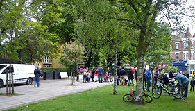urban greening chelsea fringe