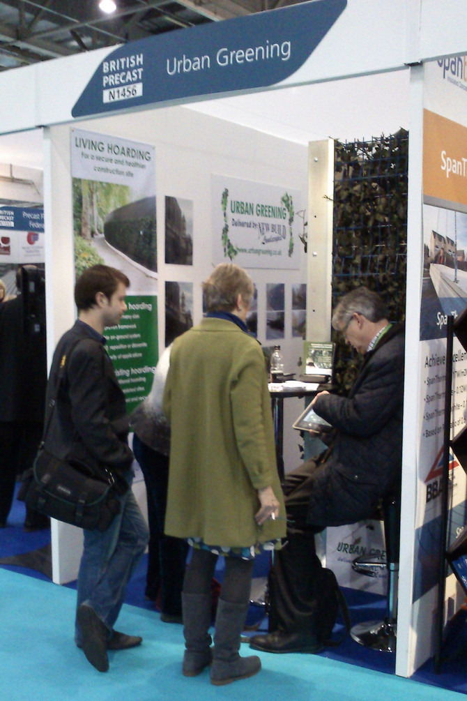 A big thank you to all our Ecobuild visitors