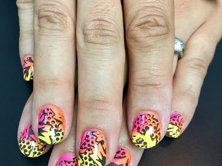 Ideas for festival nails!!