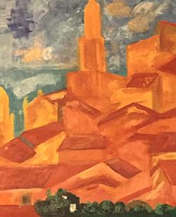 La vieille ville de Menton