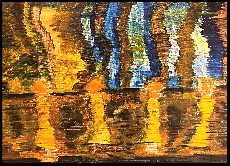 Abstraction en mouvement