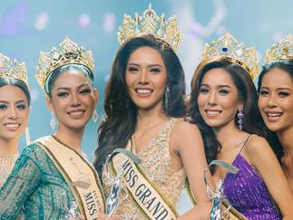 พิชิตมงกุฎ Miss Grand Thailand 2018