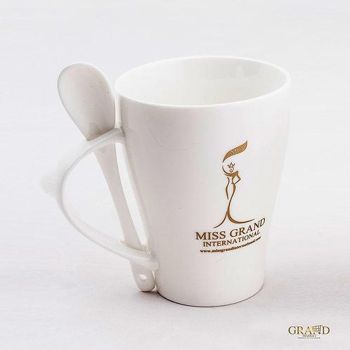 แก้วกาแฟ Miss Grand International