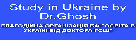Study in Ukraine by Dr.Ghosh