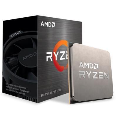 PROCESSADOR AMD RYZEN R5 5600X 37GHZ MAX TURBO 46GHZ DDR4 AM