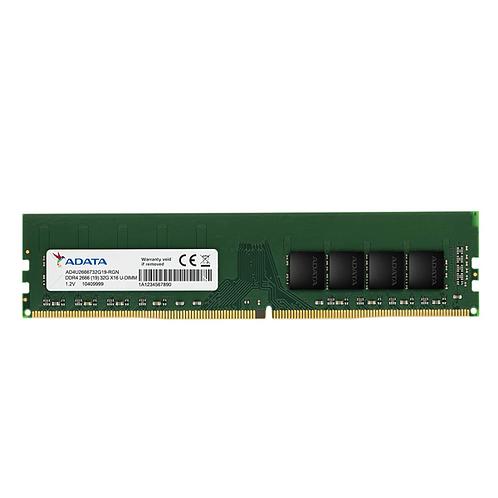 MEMORIA ADATA 8GB DDR4 2666MHZ AD4U266688G19SGN