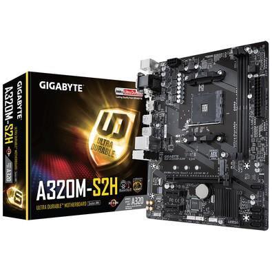 PLACA MAE AMD GIGABYTE GAA320MS2H DDR4 A