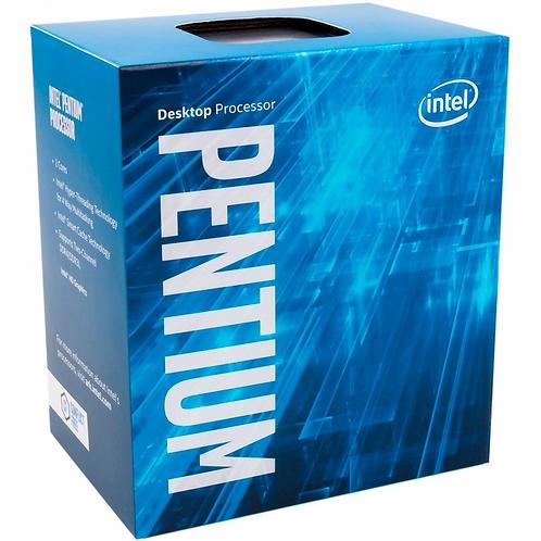 Processador Intel Pentium G4560 3.5GHz, 7ª Geração, 2-Core 4-Thread, LGA 1151