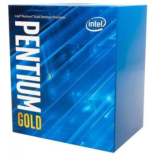 Processador Intel Pentium Gold G6400, 4.0GHz, 2-Cores 4-Threads, LGA 1200