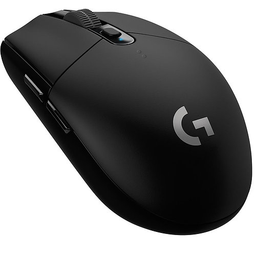Mouse Optico sem fio Gamer G305 Wireless Preto Logitech