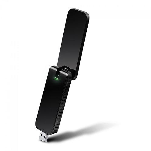 Adaptador TP-Link Wireless USB, Dual Band, AC1300, Archer T4U
