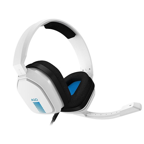 Headset Gamer Ps4 A10 Brancoazul Astrologitech
