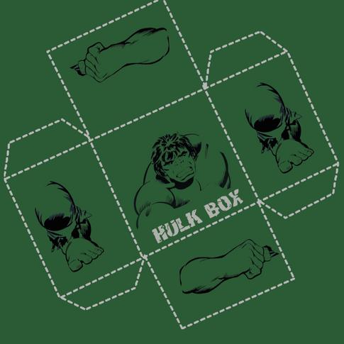 Hulk Box - Premio inapa 2018
