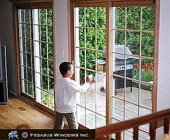 Double woodgrain patio doors.jpg