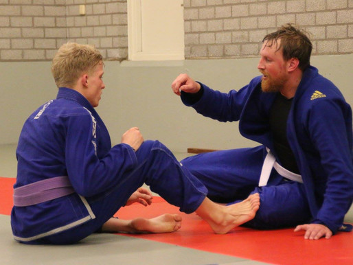 Your first BJJ class: a complete guide