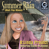 B:Linda Project ft. Elaine M Rennie - Summer Rain