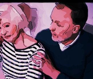 Séance de therapie de couple