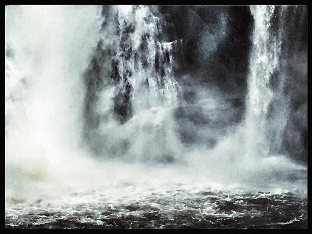 #Puissance de l'eau.